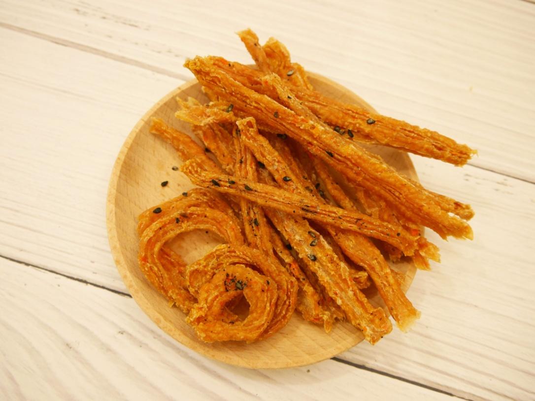 紅蘿蔔/地瓜雞肉條